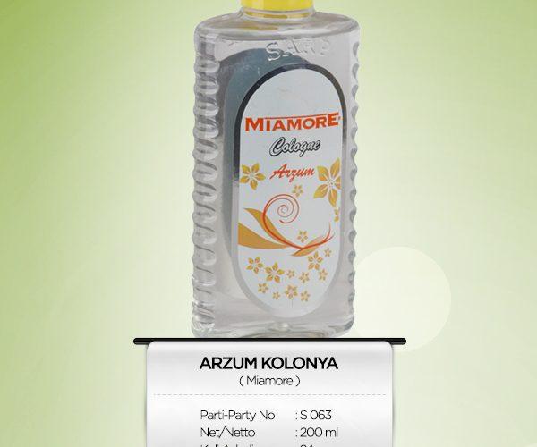 ARZUM KOLONYA
